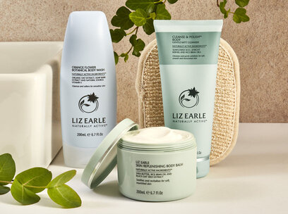 The nourishing routine your body deserves