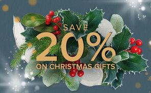 20% off Christmas