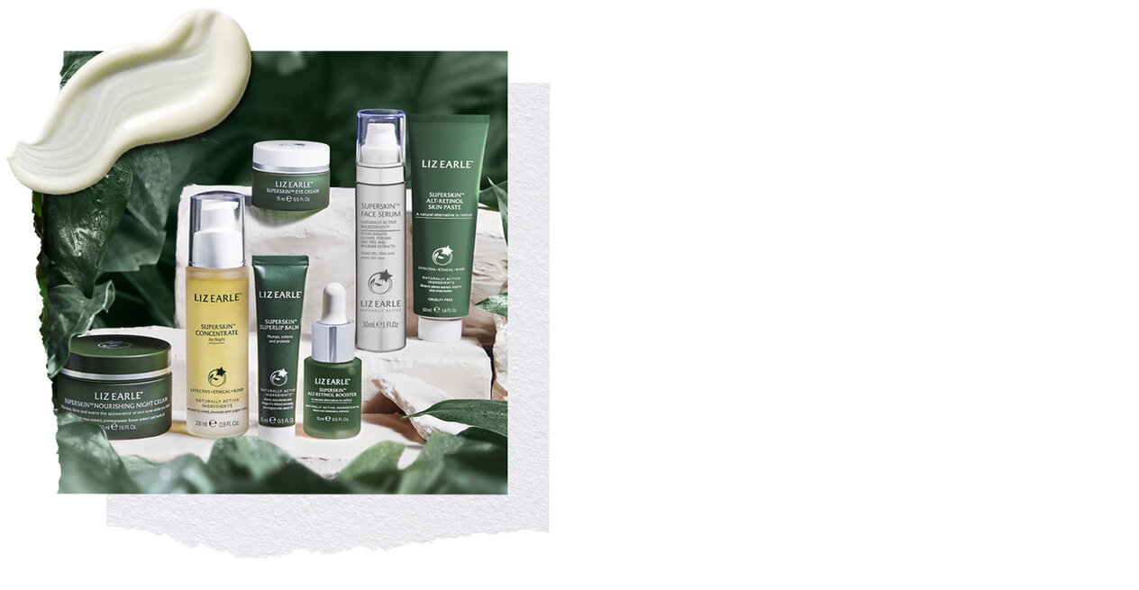 Superskin™ Greener inside and out
