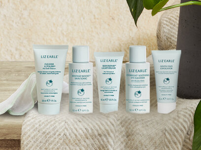Free deluxe travel size