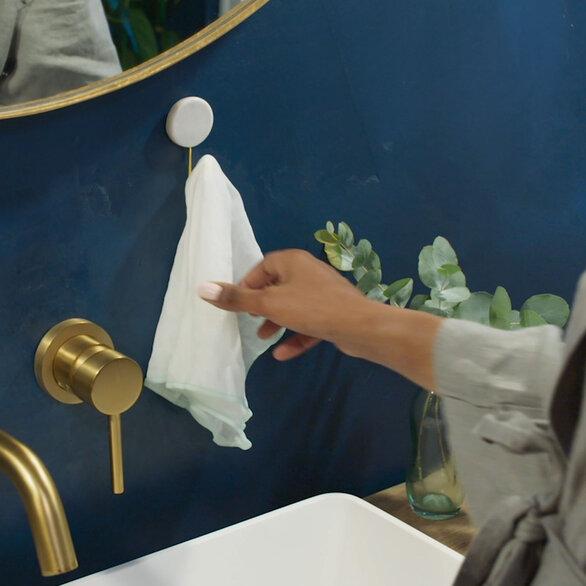 Cotton cloth hook  large