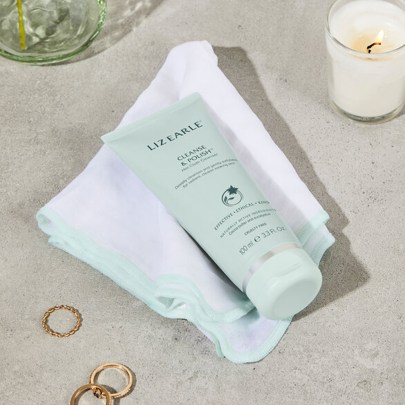 Cleanse & Polish™ Hot Cloth Cleanser  large
