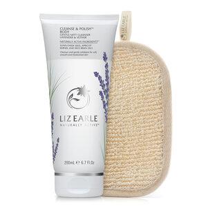 Cleanse & Polish™ Body Gentle Mitt Cleanser Lavender & Vetiver