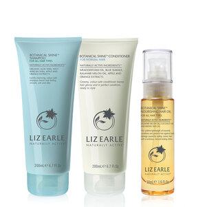 Botanical Shine™ Haircare Routine