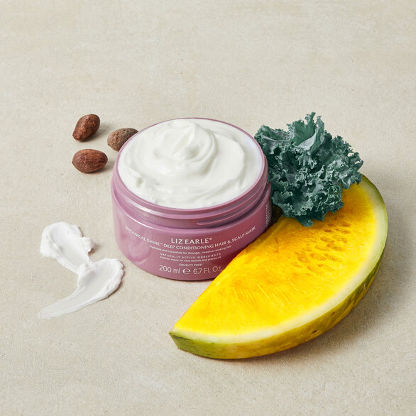 Botanical Shine™ Deep Conditioning Hair & Scalp Mask  large
