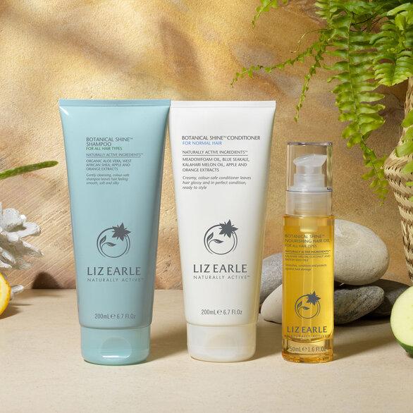 Botanical Shine™ Haircare Routine  large