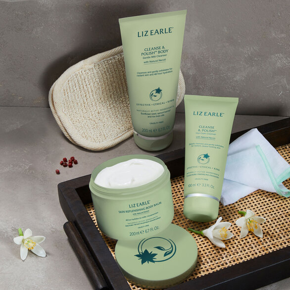 Cleanse & Polish™ Body with Natural Neroli  large