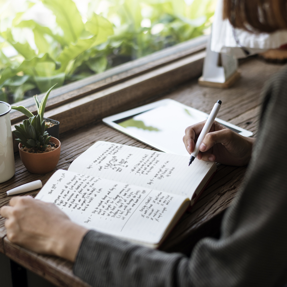 Start the day write