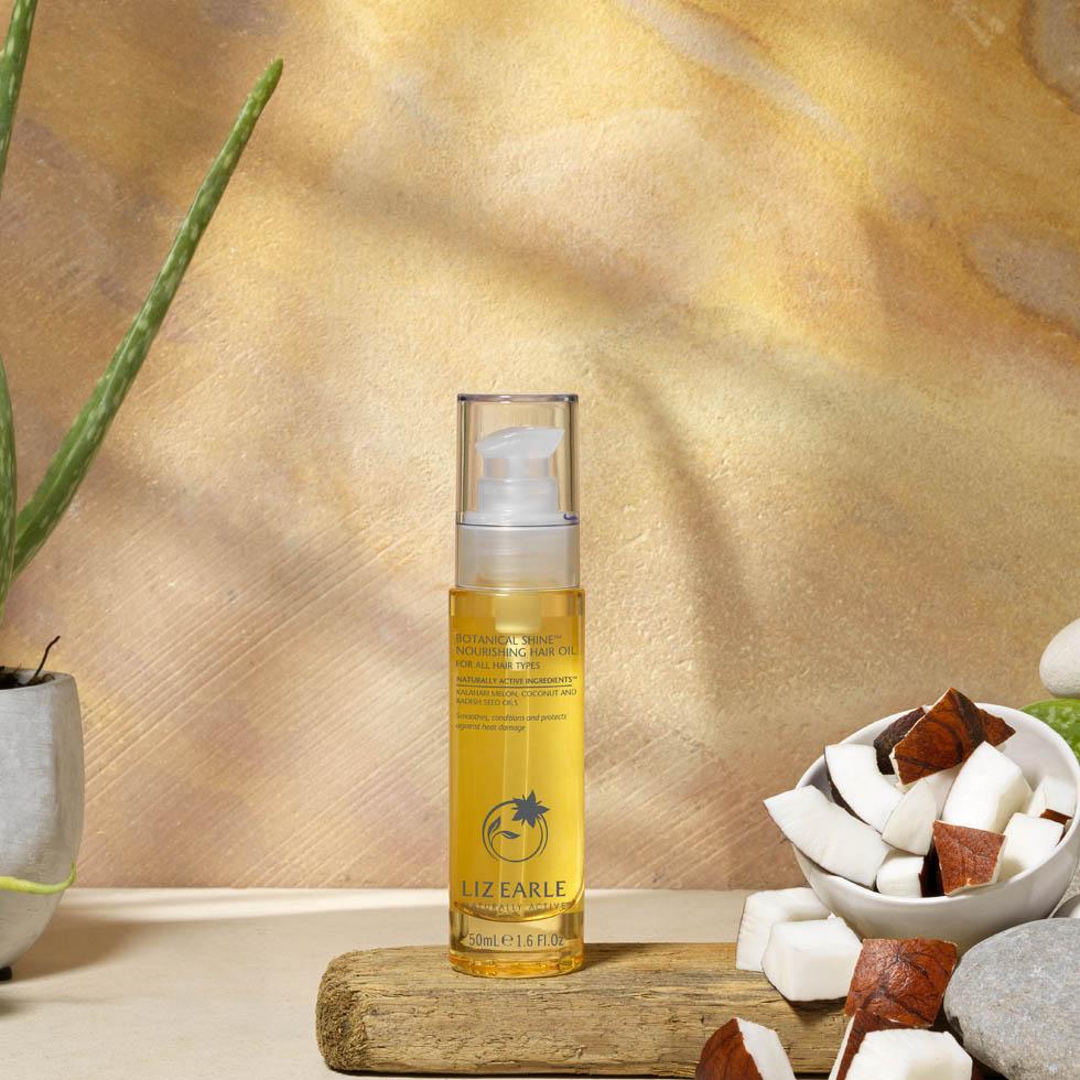 Botanical Shine™ Nourishing Hair Oil