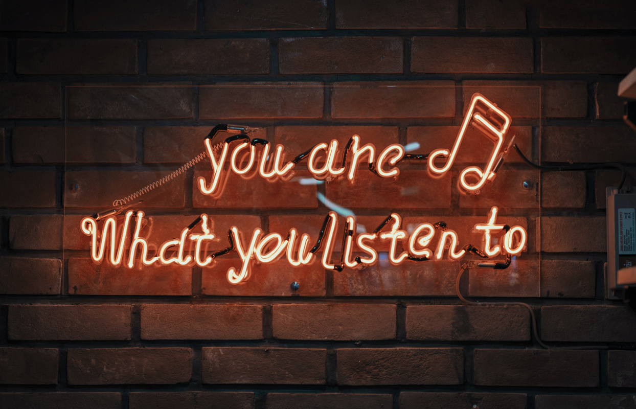 Create a playlist in their honour