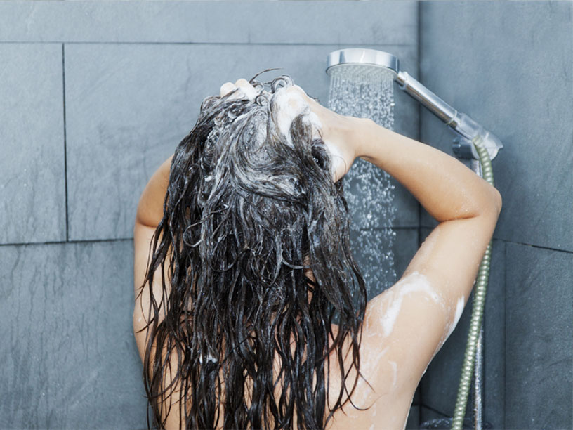 Beautiful hair starts with Botanical Shine™