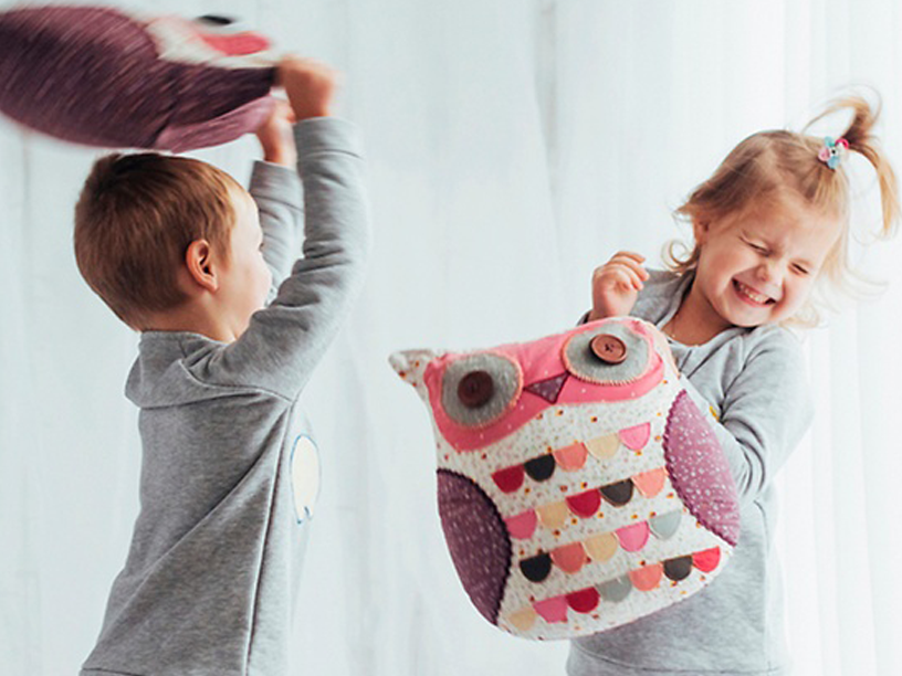 Caroline Archer's top tips for keeping kids occupied at home
